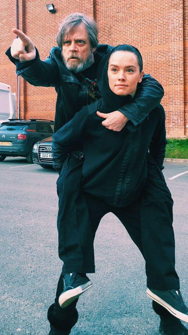 Hamill Ridley Jedi in Training star wars Photography Jedi Training Humor