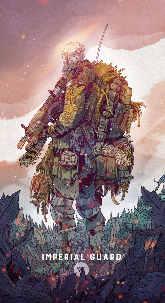 Imperial Guard - Warhammer 40k.jpeg