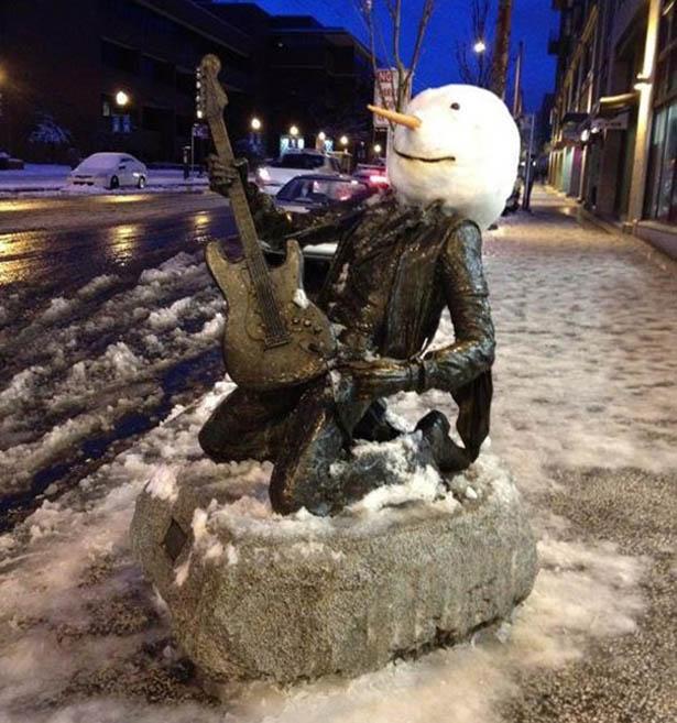 Jimi Snowman