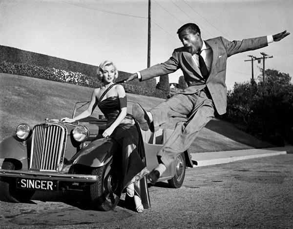 Marilyn and Sammy