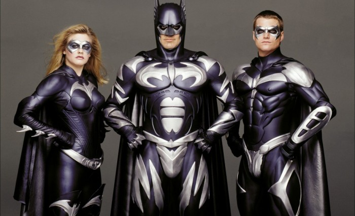 Silver Batfamily from Batman Robin 700x426 Silver Batfamily from Batman & Robin