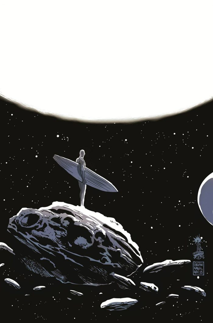 Silver Surfer checking out a nice star.jpg