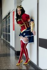Steampunk Power Girl Rini Cosplay Wonder Woman Kotone Cosplay 005 1 150x225 Power Girl by Rini and Wonder Woman by Laura