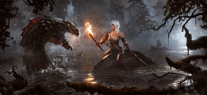 The Witcher - Ciri Games.jpeg