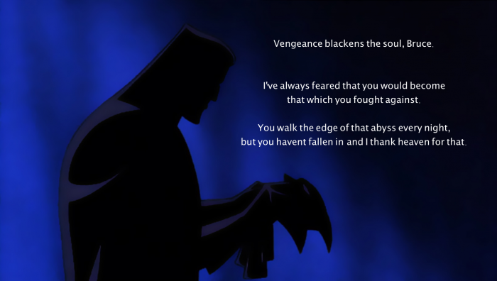 Vengeance blackens the soul 700x396 Vengeance blackens the soul