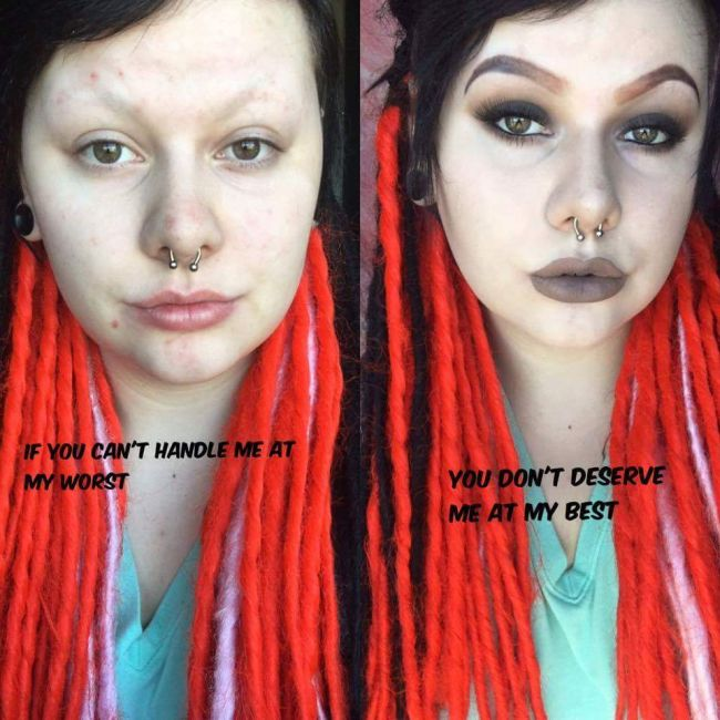 make up is useful make up is useful