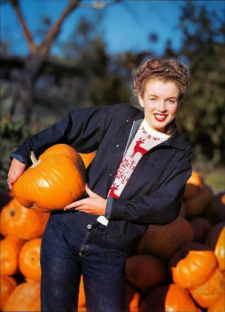 marilyn mm Halloween Marilyn