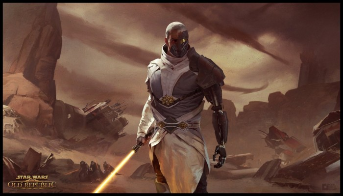 star wars the old republic - golden light saber.jpeg