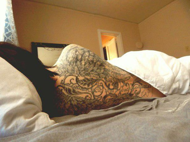 tattoos 015 09292015 Tattoo wtf women tattoo Sexy not exactly safe for work NeSFW interesting hot .awesome