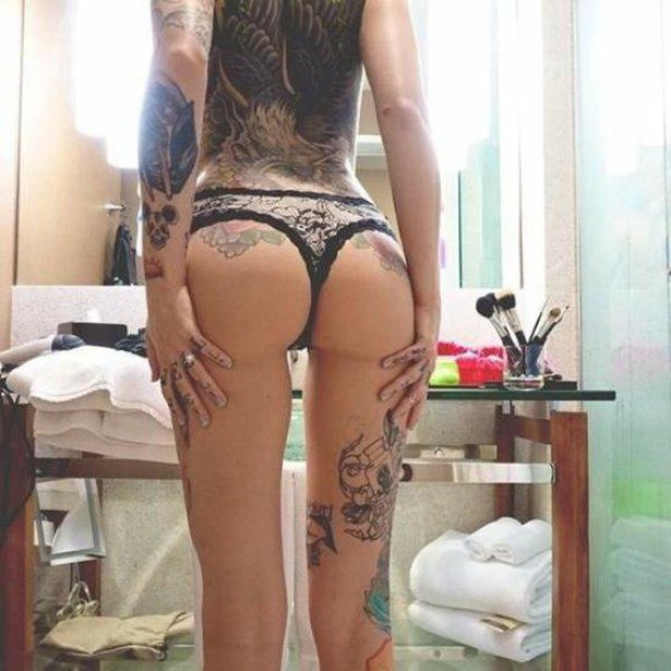 tattoos 031 09292015 Tattoo wtf women tattoo Sexy not exactly safe for work NeSFW interesting hot .awesome
