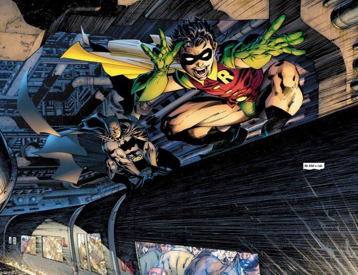 Batman and Robin hitchin a Ride.jpg