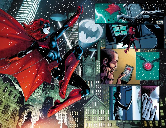 Detective Comics 934 has batwoman in it 700x542 Detective Comics 934 has batwoman in it Wallpaper Comic Books Batwoman