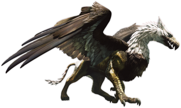 Griffin  700x418 Griffin Wallpaper Fantasy   Science Fiction