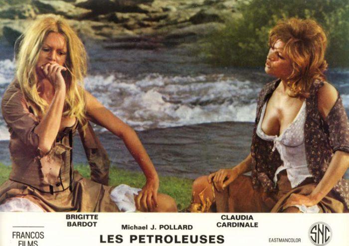 Les Petroleuses 1