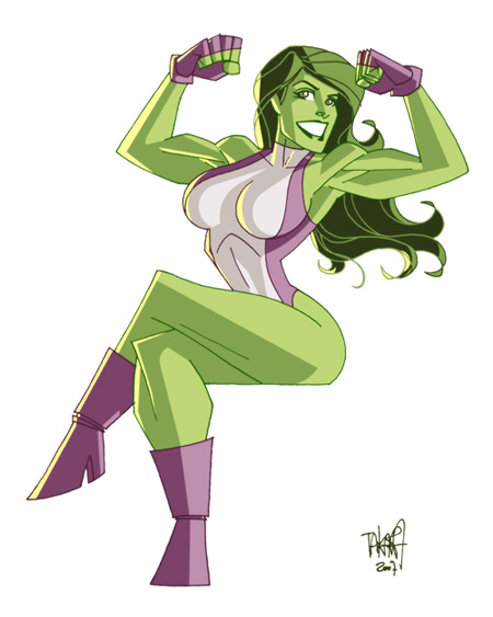 She Hulk flexin her arms.jpg