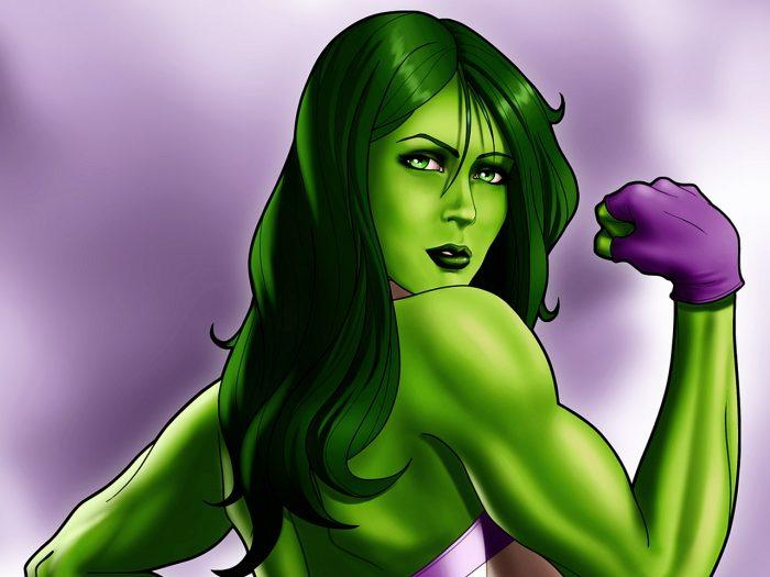 She Hulk flexing her arm.jpg
