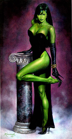 She Hulk in a classical dress.jpg