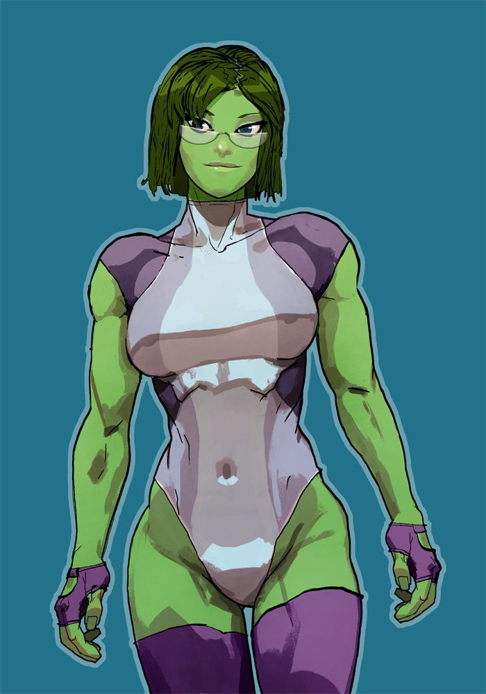 She Hulk in a one piece.jpg