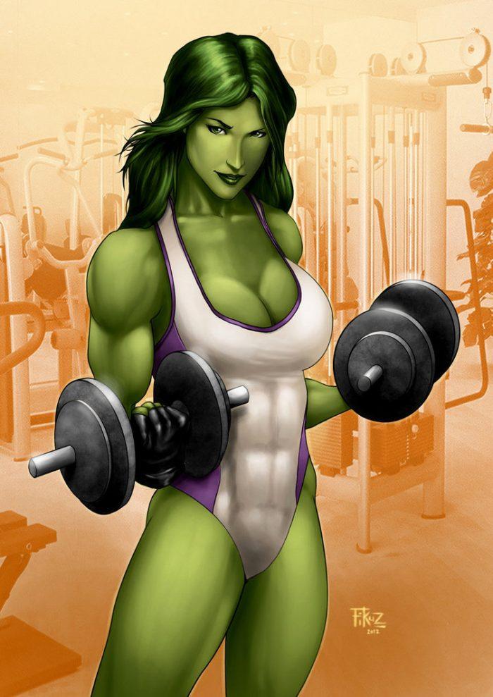 She Hulk lifting dumbells.jpg