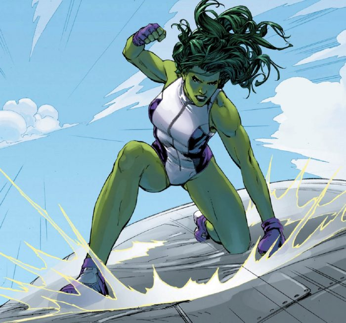She Hulk punches a floor.jpg