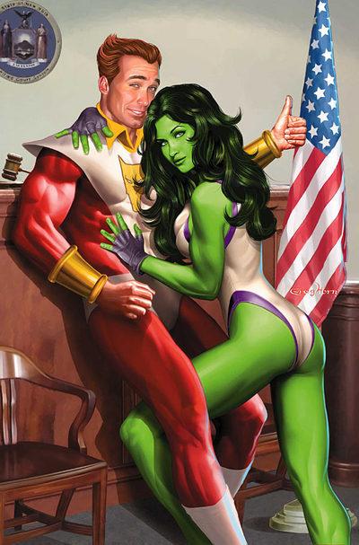 She Hulk rubbing on starfox.jpg