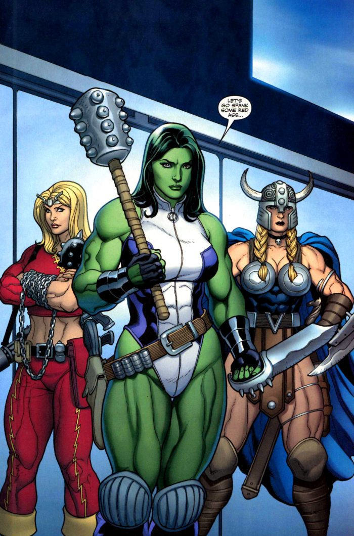 She Hulk with a mace.jpg
