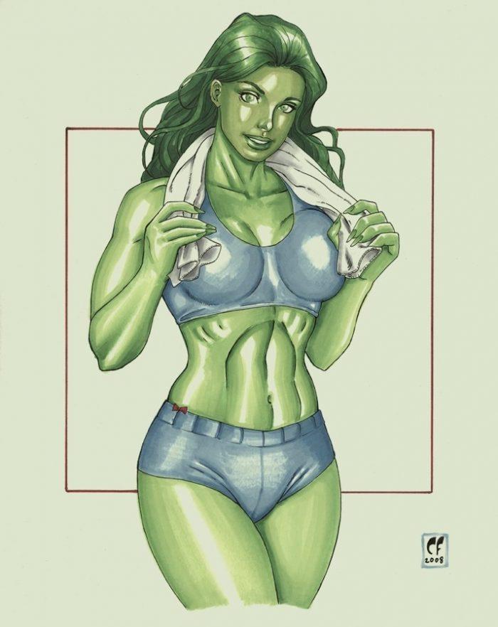 She Hulk with towel.jpg