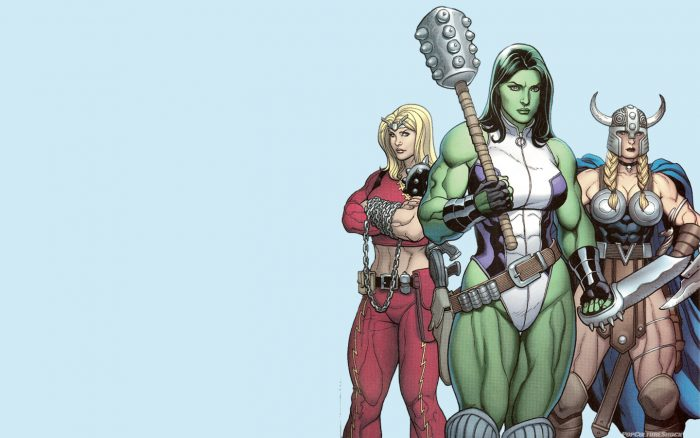 She Hulk women of the avengers.jpg