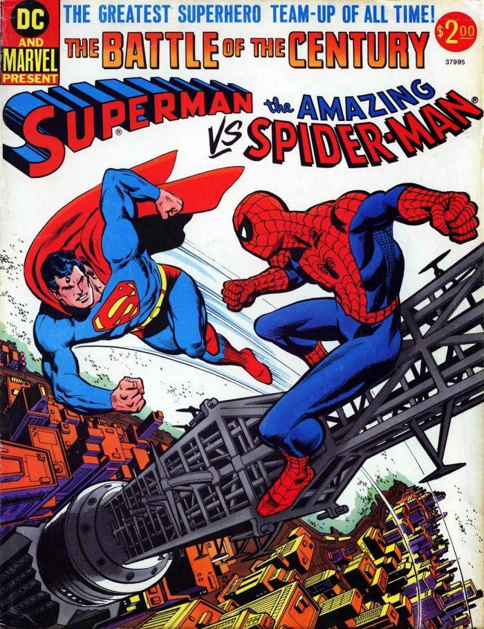 Superman Vs The Amazing Spider-man.jpg