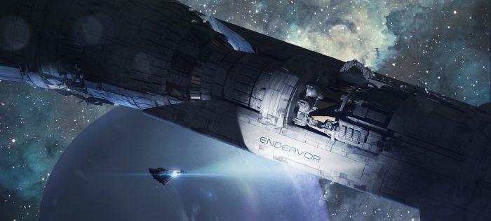 The SF-GDSS Endeavor by Isaac Hannaford.jpg