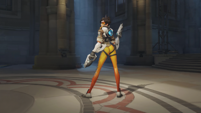 The Tracer Pose - Overwatch ass.png