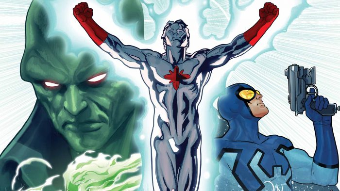 atom, blue beetle and martian manhunter.jpg