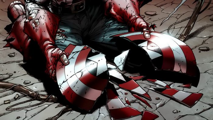 broken shield 700x394 broken shield Wallpaper Comic Books Captain America