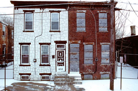 half-townhouse-disrepair-repainted