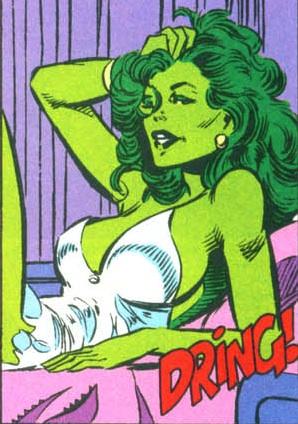 she hulk dring she hulk dring
