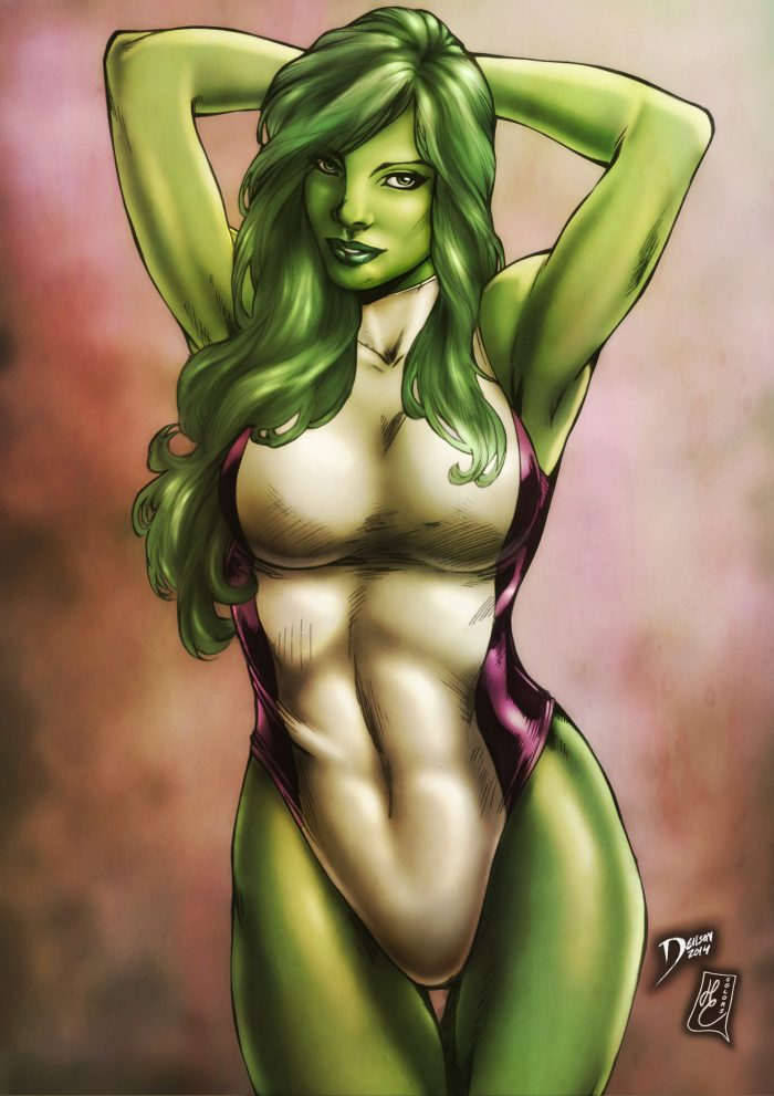 she hulk has her arms up 700x991 she hulk has her arms up vertical wallpaper she hulk Sexy NeSFW Comic Books