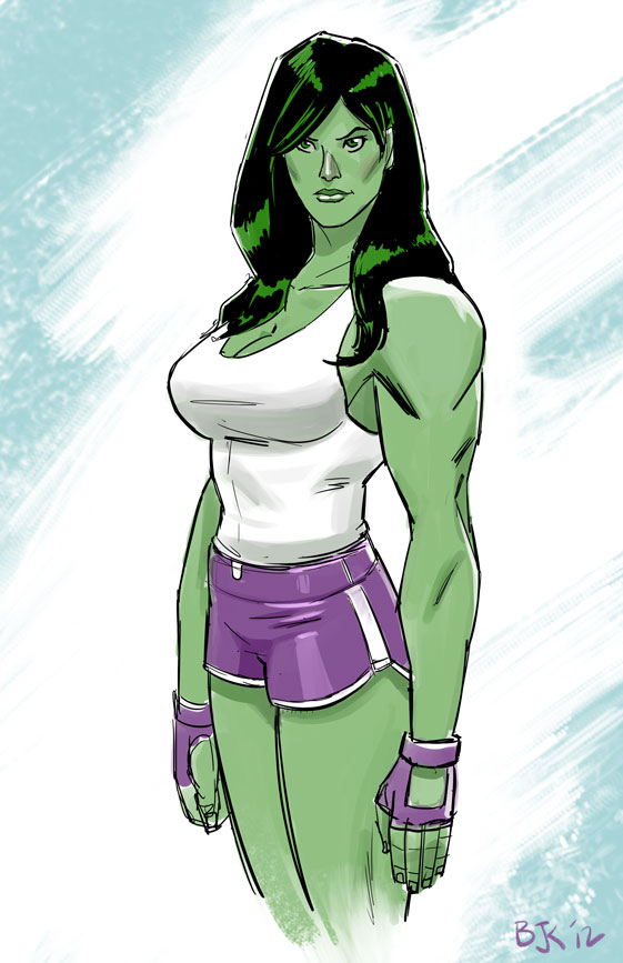 she hulk in white cotton top.jpg