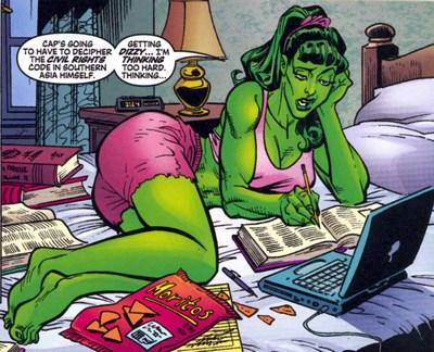 she hulk is dizzy she hulk is dizzy