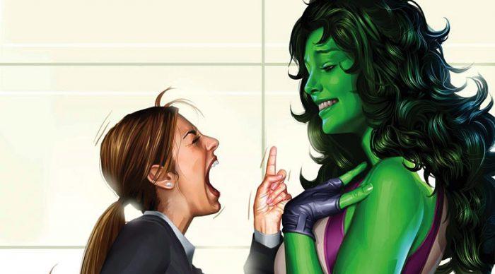 she hulk vs jen walters 700x388 she hulk vs jen walters