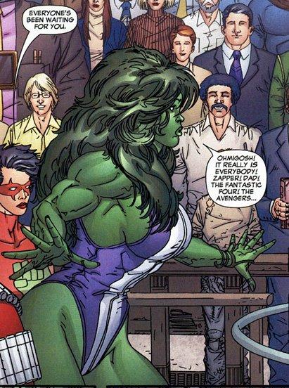 she hulk waiting on her she hulk waiting on her