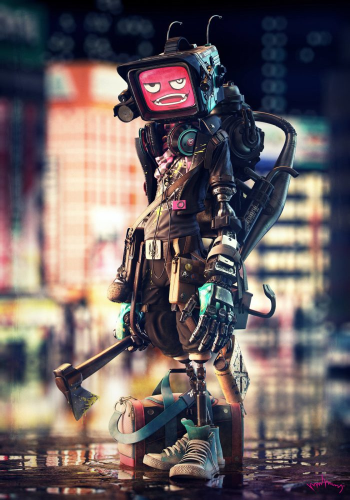 television robot with axe.jpeg