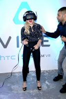 1465978302709 chloe moretz at vip alienware party e3 17 133x200 Chloe in VR Gaming Computers Chloë Grace Moritz