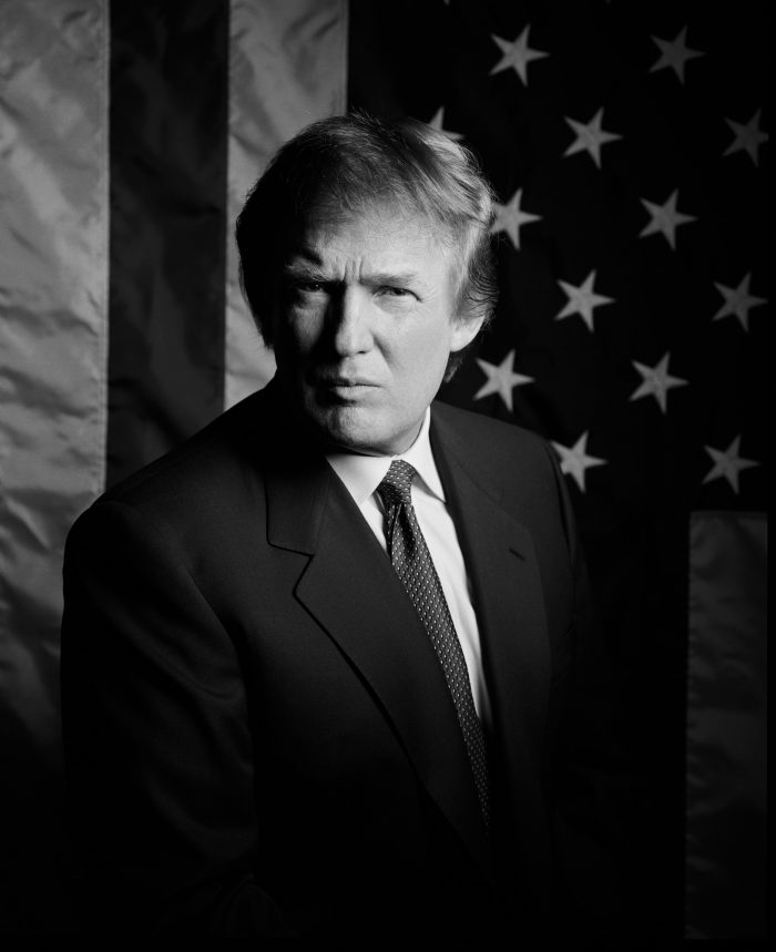 80s Trump and the flag of AMERICA 700x859 80s Trump and the flag of AMERICA donald trump