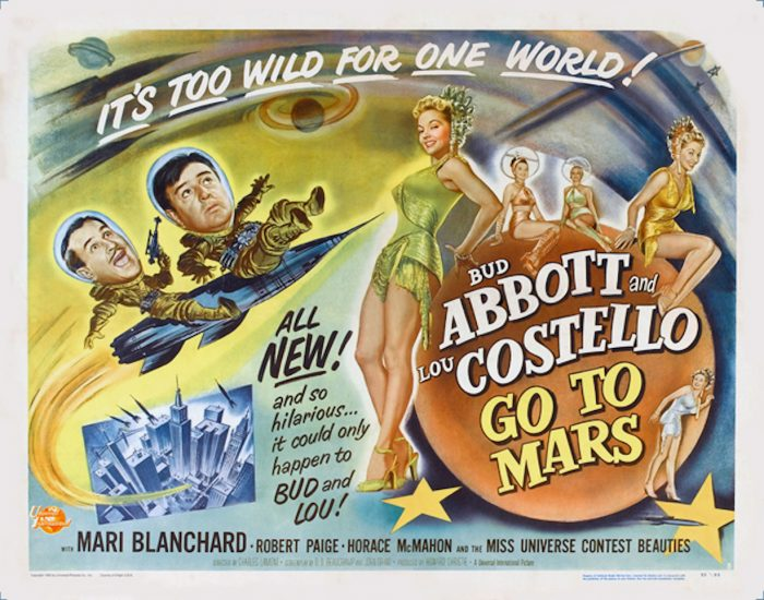 Abbott and Costello Go to Mars 1