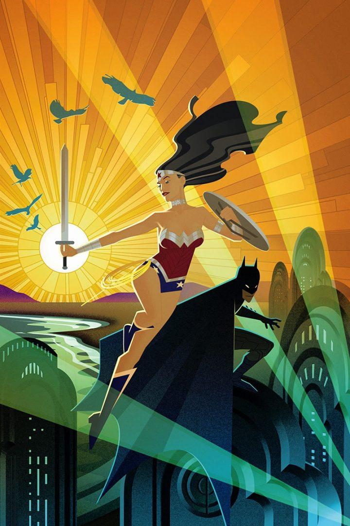 Arty Wonder Woman 720x1080 Arty Wonder Woman wonder woman vertical wallpaper Comic Books