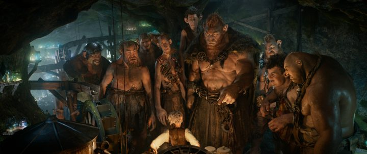 BFG and his Big Brothers 720x302 BFG and his Big Brothers Wallpaper Movies BFG