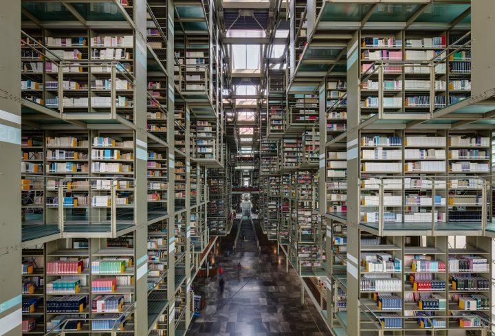 Biblioteca Vasconcelos (Vasconcelos Library)