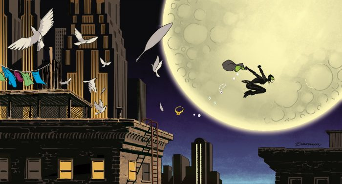 Catwoman by Cooke 700x377 Catwoman by Cooke Wallpaper Comic Books catwoman