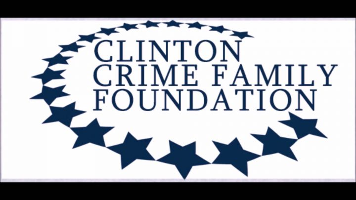 Clinton Crime Family Foundation 720x405 Clinton Crime Family Foundation Wallpaper hillary clinton