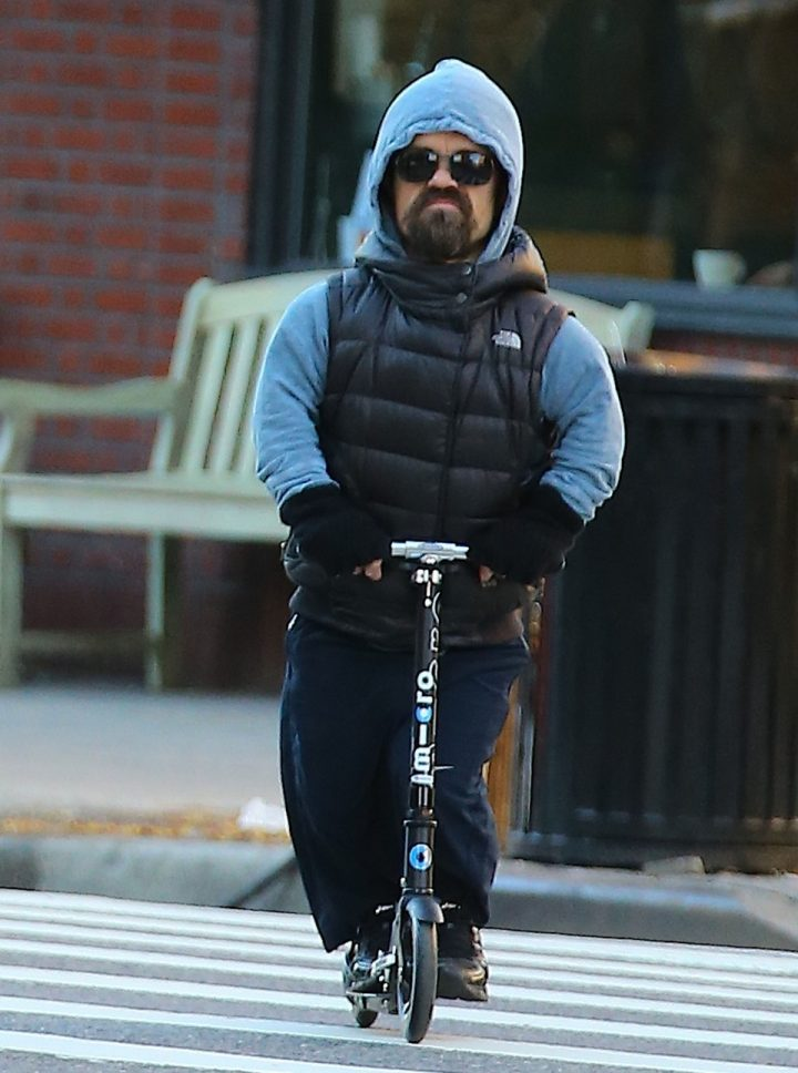 Dinklage on a scooter 720x968 Dinklage on a scooter vertical wallpaper peter dinklage